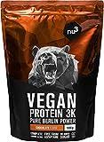 nu3 - Proteína vegana 3K - 1kg de...