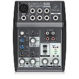Behringer XENYX 502 Mesa mezclas...