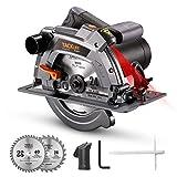 TACKLIFE Sierra Circular 1500W...
